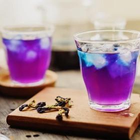 Drink butterfly pea flower tea - Bucket List Ideas
