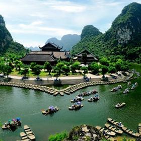 Visit Ninh Binh, Vietnam - Bucket List Ideas