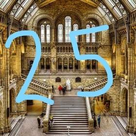 Visit 25 museams in London - Bucket List Ideas