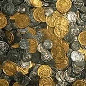 Discover buried treasure - Bucket List Ideas
