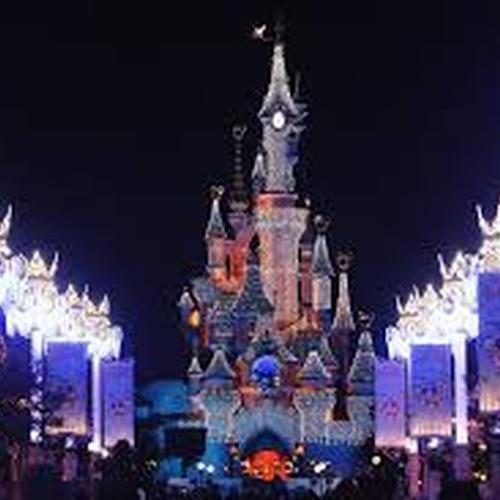 Go to Disneyworld - Bucket List Ideas