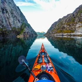 Learn How to Sail a Kayak - Bucket List Ideas