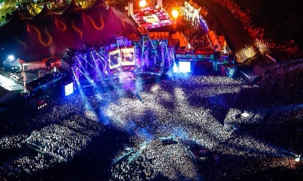 Go to Tomorrowland - Bucket List Ideas