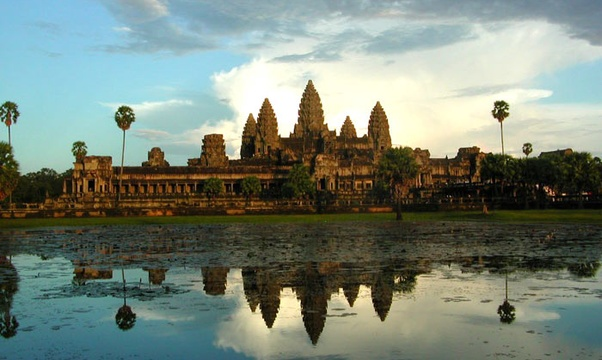 Visit the amazing temples of Angkor WatinCambodia - Bucket List Ideas