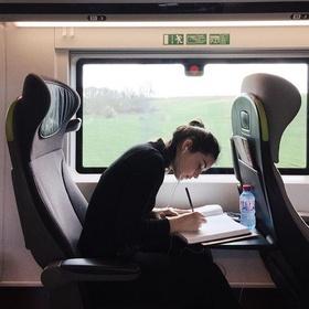 Travel by train - Bucket List Ideas