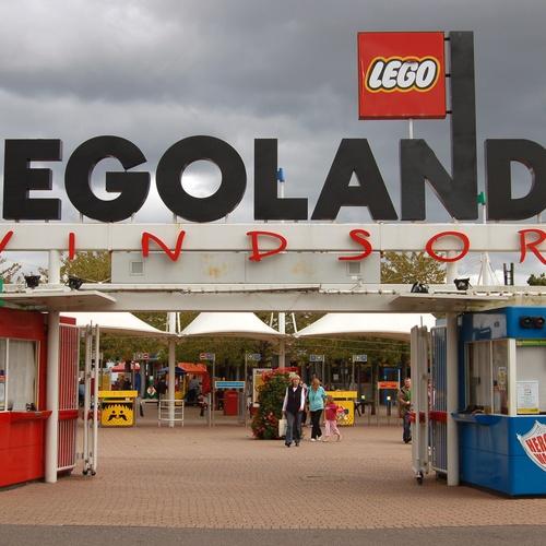 Go to legoland - Bucket List Ideas