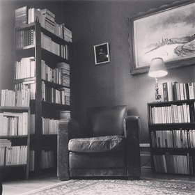 Have a reading corner - Bucket List Ideas