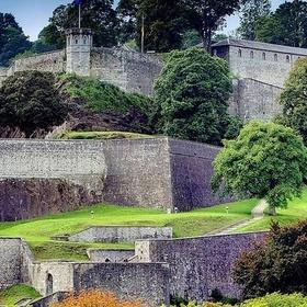 Climb on the Citadelle of Namur - Bucket List Ideas