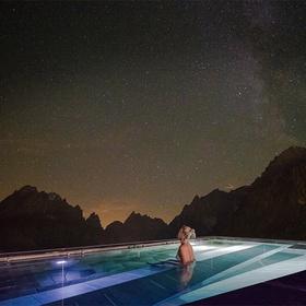 Swim under the stars - Bucket List Ideas