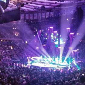 Donner un concert au Madison Square Garden - Bucket List Ideas