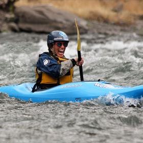 Go kayaking down white water river rapids - Bucket List Ideas