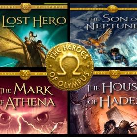 Finish the Heroes of Olympus Series - Bucket List Ideas