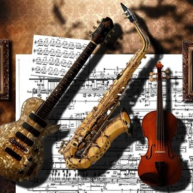 Learn to play any musical instrument - Bucket List Ideas