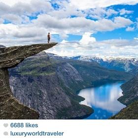 Trolltunga, Norway - Bucket List Ideas