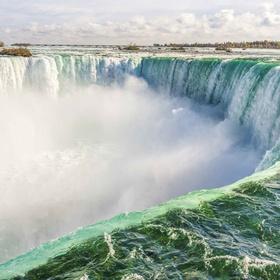 Ride a Boat into the Mists of Niagara Falls - Bucket List Ideas
