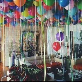 Have a birthday party - Bucket List Ideas