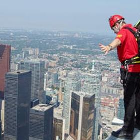 Do the Edge Walk at the CN Tower - Bucket List Ideas