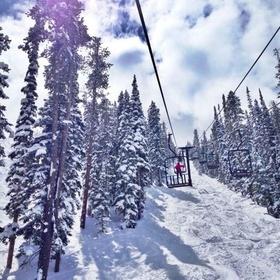 Skiing and snowboarding - Bucket List Ideas