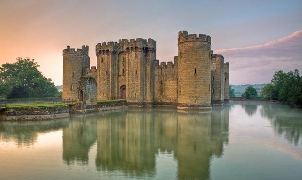 Sleep in a castle - Bucket List Ideas