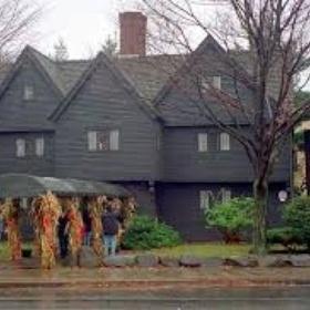Visit Salem Massachusetts at Halloween - Bucket List Ideas