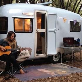 Live in a caravan - Bucket List Ideas