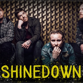 See shinedown in concert - Bucket List Ideas