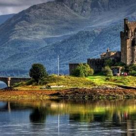 Travel across Scotland - Bucket List Ideas