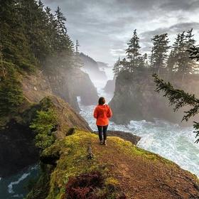 Hike in Samuel H. Boardman State Park, Oregon - Bucket List Ideas