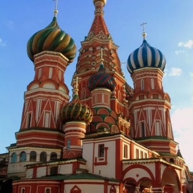 Place To Visit: St. Basil's Cathedral - Bucket List Ideas