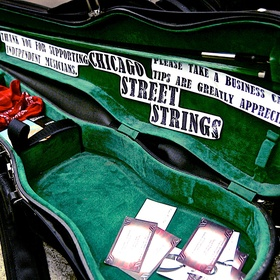 Give Money to a Street Musician - Bucket List Ideas