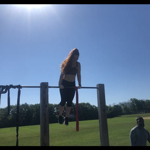 Be able to do 10 pullups - Bucket List Ideas