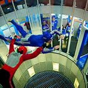 Do indoor skydiving - Bucket List Ideas