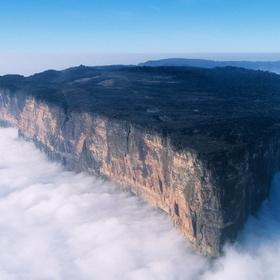 Climb Mount Roraima in South America - Bucket List Ideas