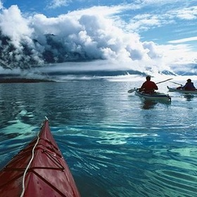 Kayak Glacier Bay National Park Alaska - Bucket List Ideas