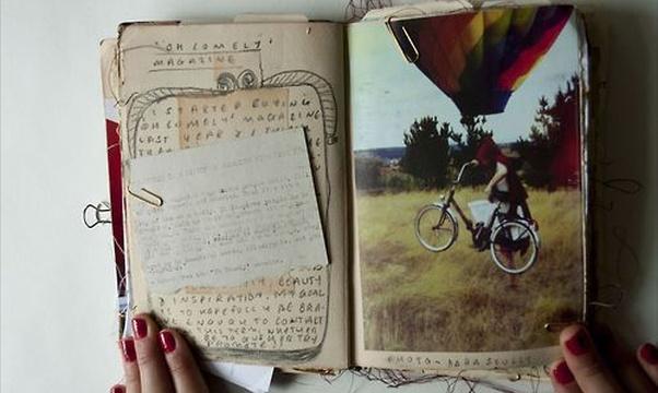 Make a scrapbook - Bucket List Ideas