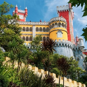 Explore The Beautiful Town Of Sintra, Portugal - Bucket List Ideas