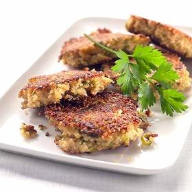 Make quinoa burgers - Bucket List Ideas