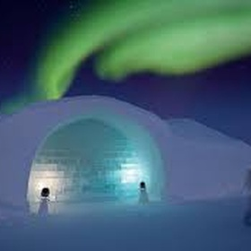 Stay the night at an icehotel - Bucket List Ideas