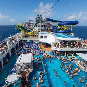 Go on a cruise! - Bucket List Ideas