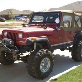 Buy a jeep wrangler - Bucket List Ideas