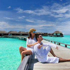 Have your honeymoon in Maldives - Bucket List Ideas