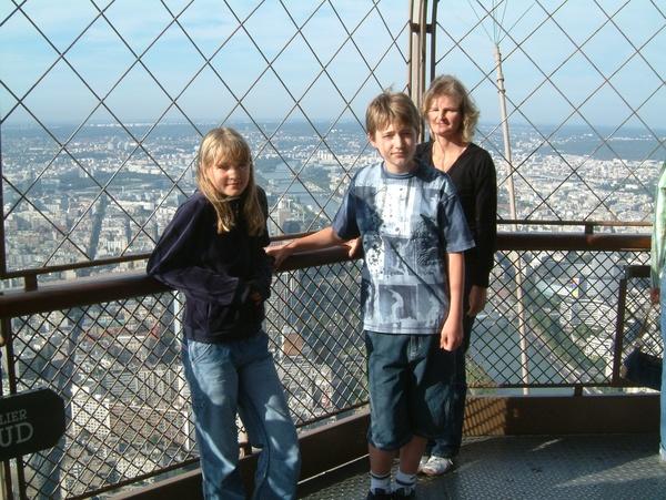 Climb the Eiffel Tower - Bucket List Ideas