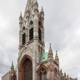 Visit John's Lane Church in Dublin - Bucket List Ideas