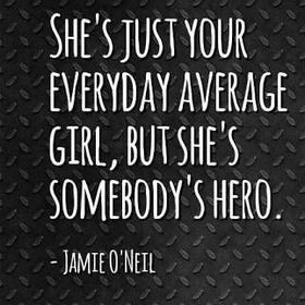 Be Someones Hero - Bucket List Ideas