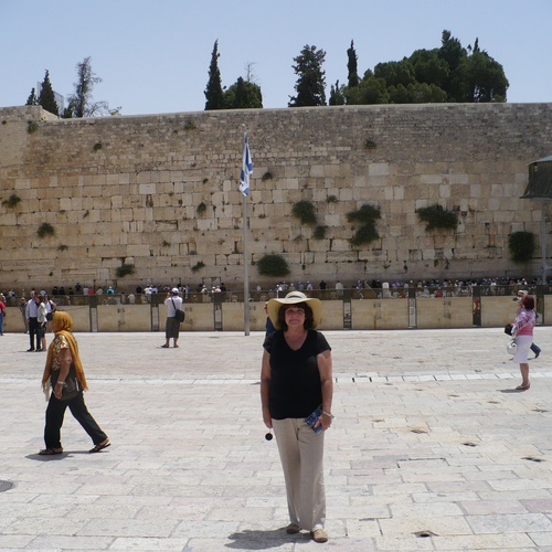 Pray at the Wailing Wall in Jerusalem - Bucket List Ideas