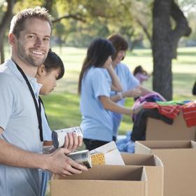 Do Volunteer Work - Bucket List Ideas