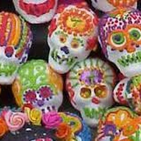 Autumn - Eat A Sugar Skull In October - Bucket List Ideas