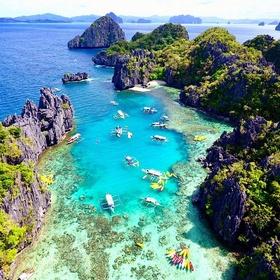 Visit Palawan - Bucket List Ideas