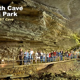 Visit the Mammoth Cave National Park - Bucket List Ideas