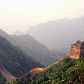 """المشي على سور الصين العظيم في الصين """"Walk on the Great Wall of China"""" - Bucket List Ideas"""